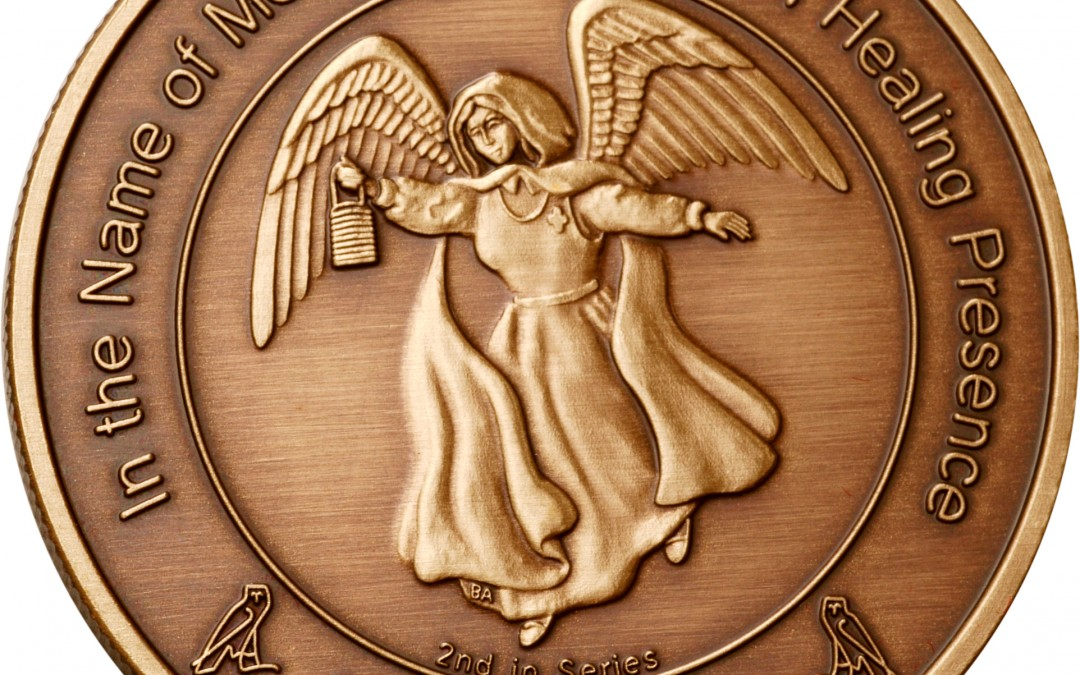 Coin 2: Angel of Mercy, Coin of the Month