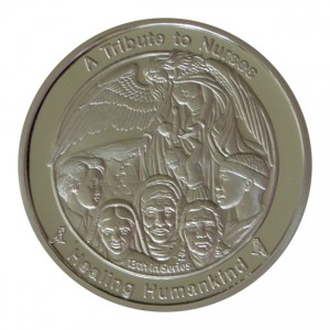 Coin 13: Healing Humankind in Fine Silver