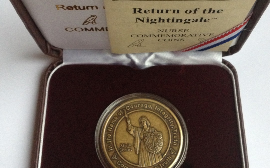 Coin 8: Companion of Truth Antique Bronze Pocket Piece in Presentation Box